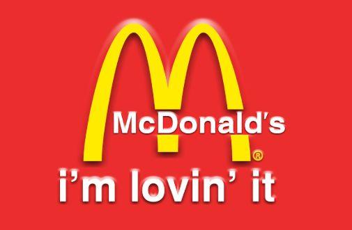 マクドナルドI'm Lovin' ItのBGM