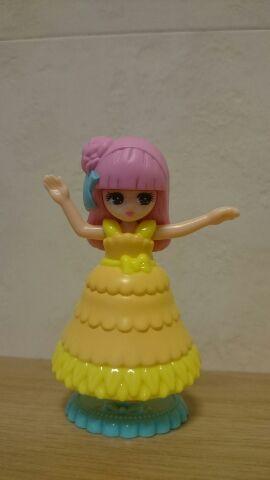 あさがお+ひまわりサマードレス