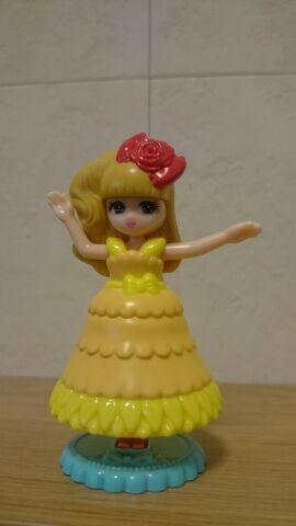 エレガントローズブーケ+ひまわりサマードレス