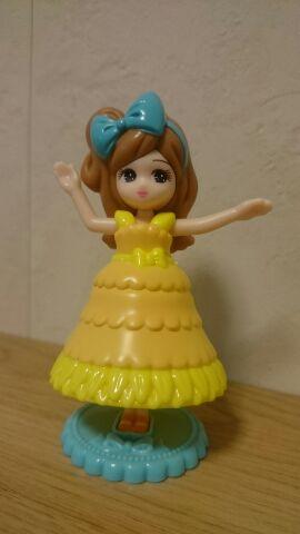 『ひまわりサマードレス』リカちゃん