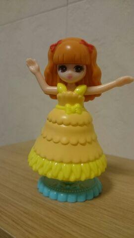 キューティーマリーゴールド+ひまわりサマードレス