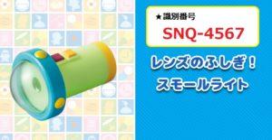 識別番号:SNQ-4567