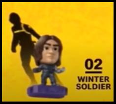 ウィンターソルジャー/WINTER SOLDIER