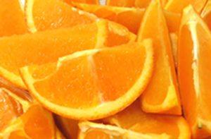 オレンジドレスリカちゃん