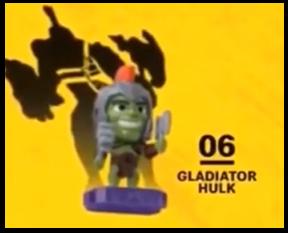 グラディエーターハルク/GLADIATOR HULK