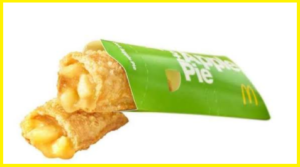 ホットアップルパイのカロリー&糖質