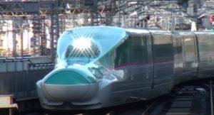 【E5系 新幹線はやぶさ】