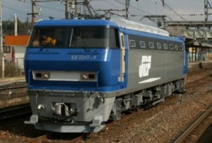 EF200形 電気機関車