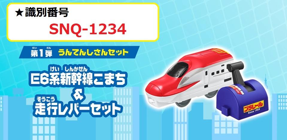 識別番号:SNQ-1234