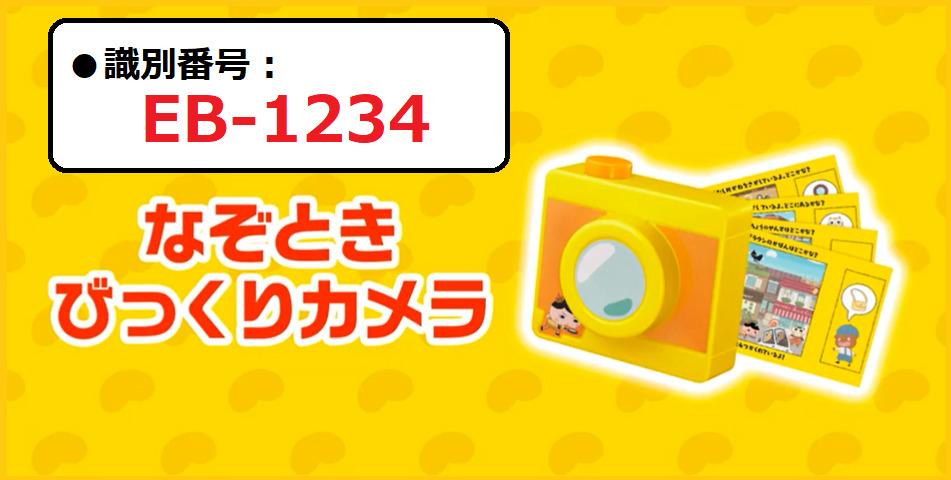 識別番号:EB-1234
