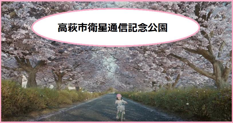 高萩市衛星通信記念公園
